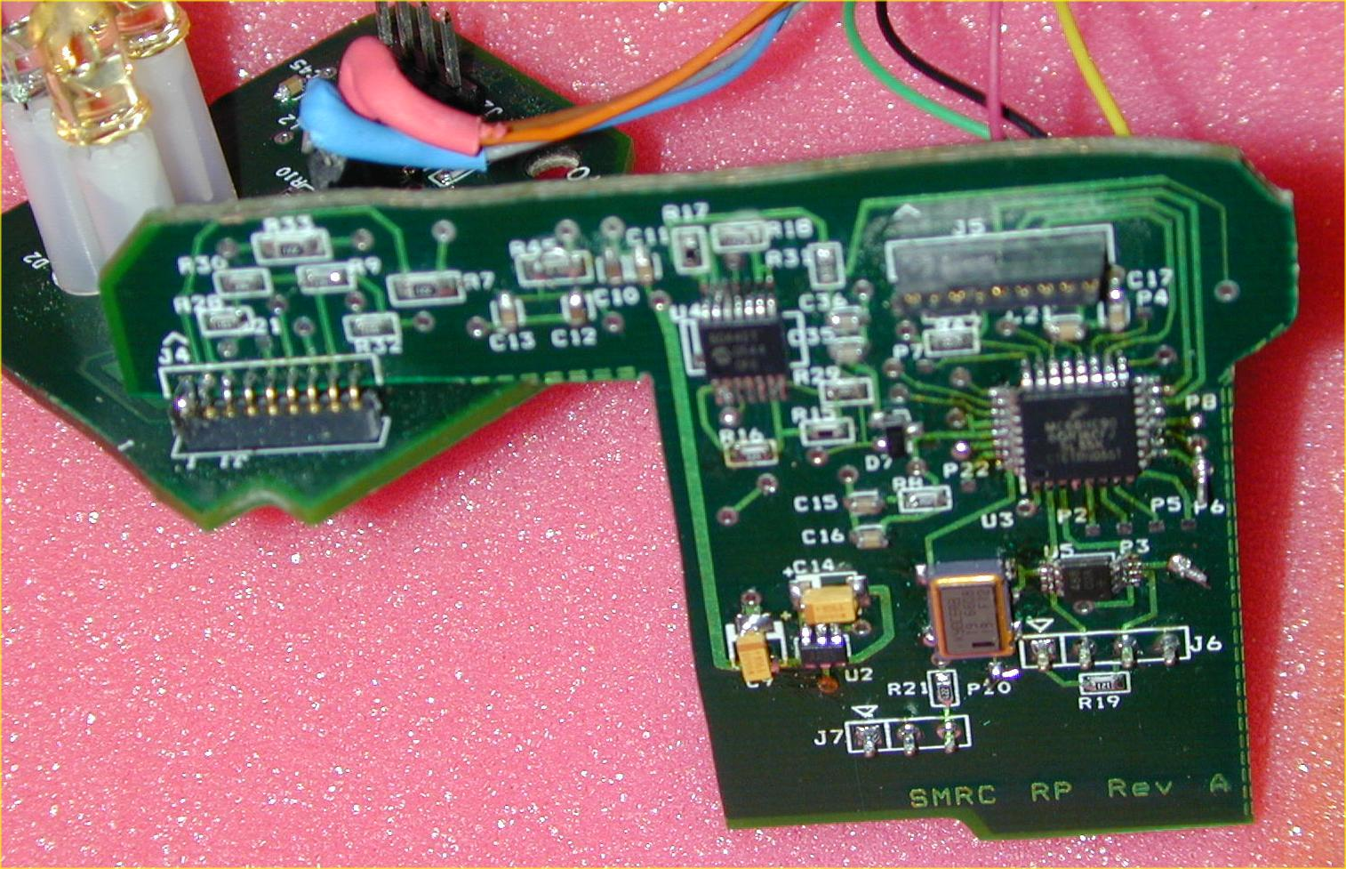 Electronic Design (embedded microprocessor)