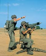 MANPADS Surface-to-Air missile